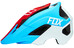 Fox Metah Graphics Helmet Men cyan